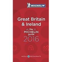 Guide Michelin Grande-Bretagne Irlande 2016