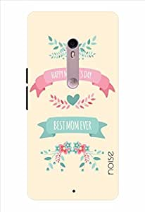 Noise Best Mom Ever-Cream Printed Cover for Motorola Moto X Style