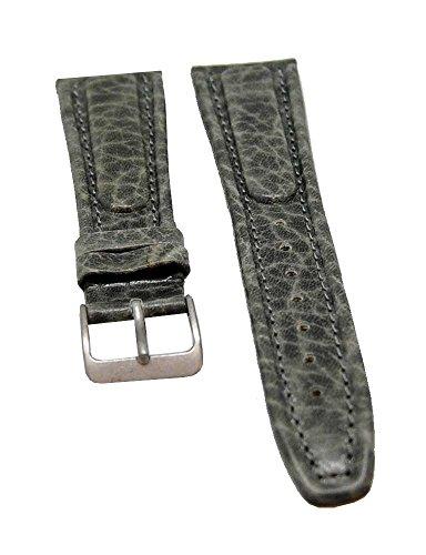 bracelet-de-montre-fortis-swiss-made-cuir-gris-ton-sur-ton-20-mm-neuf-8499