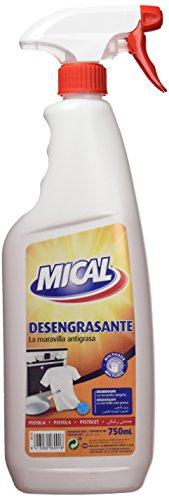 Mical Desengrasante con Pistola - 750 ml