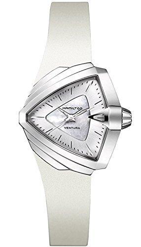Hamilton H24251391 Modern Femme Ventura S Montre Blanc Cadran et Bet
