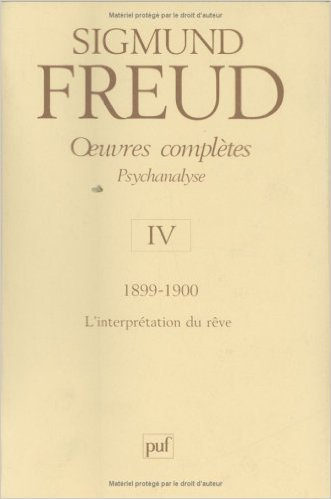 Oeuvres complètes, psychanalyse, volume 4