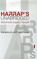 Harrap's Unabridged : Volume 1, Dictionnaire anglais-français