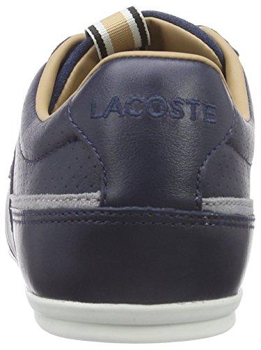 Lacoste Taloire 17, Baskets Basses homme Blau (NVY 003)