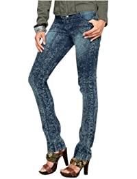 Jeans Stretch par Laura Scott en Blue used