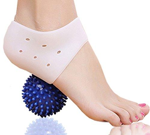 Dr jk- integral fascitis Plantar pedpal Kit-5piezas fascitis Plantar funda, bola de masaje, pie, apoyo, masajeador de pies, dolor de talón almohadillas, tobillera, alivia el dolor de pies y metatarso
