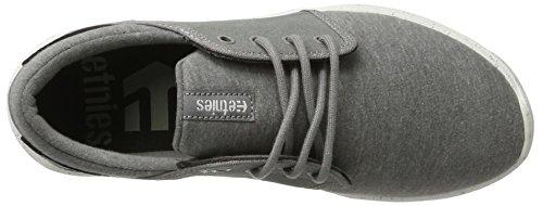 Etnies Scout, Sneakers Basses Homme, Noir Gris (Black 01)