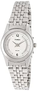Timex Classics Analog Silver Dial Women's Watch - TI000LY0700