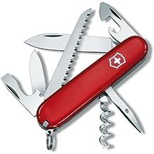 Victorinox Camper–1.3613–Suiza de bolsillo–rojo–13herramientas