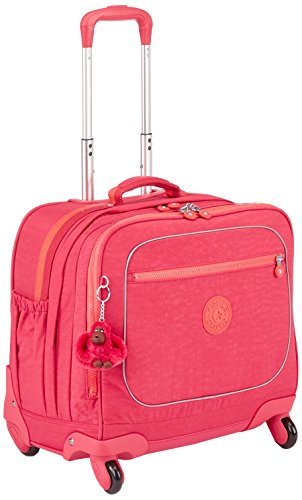 Kipling - MANARY - Zaino con custodia per portatile - Punch Pink C - (Rosa)