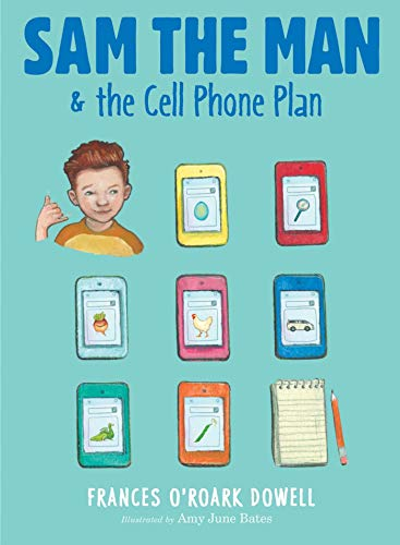 Sam the Man & the Cell Phone Plan (English Edition) eBook: Frances ...