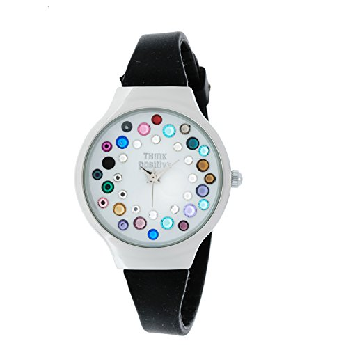 ladies-think-positive-model-se-w89-small-steel-strap-of-silicone-color-black-fantasy