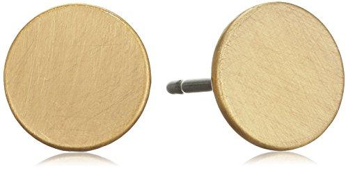 Pilgrim Damen-Ohrstecker Spring ear news Vergoldet teilvergoldet 0.7 cm - 281612043