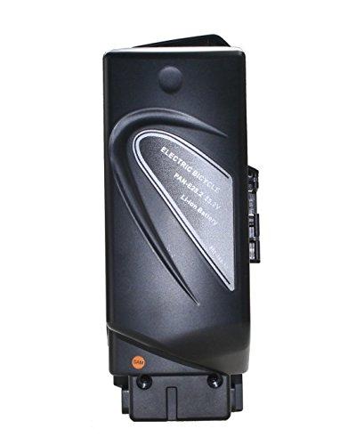 Batteria 26V 17,6Ah-Batteria di Ricambio per Panasonic 26V motore motore centrale E-Bike adatto ad esempio per Victoria, Kalkhoff, Flyer, ecc.