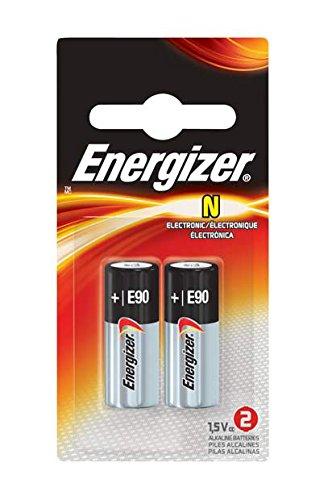 Energizer Max, N Größe, 2Stück Alkaline General Purpose Batterie