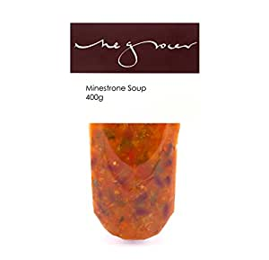 The Grocer on Elgin Minestrone Soup, 400 g