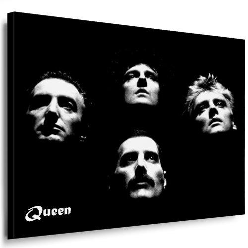 Freddie Mercury - Queen Kunstdruck 100x70cm k. Poster - Bild fertig auf Keilrahmen ! Pop Art...