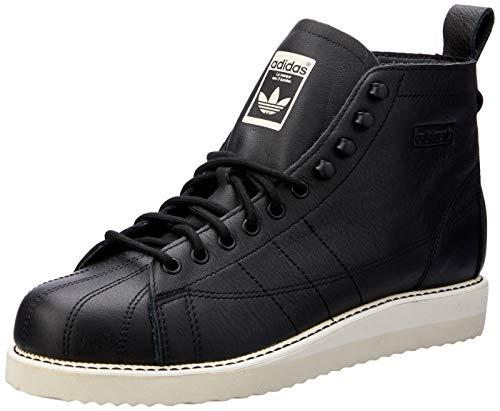 adidas Damen Superstar Boot W Fitnessschuhe, Schwarz Core Black/Off White 0, 40 EU