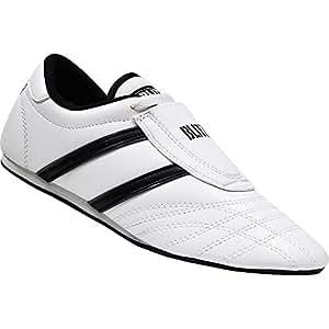 c036c81a9c1b Blitz Kids Martial Arts Training Shoes White Black  Amazon.co.uk ...