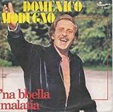 """(VINYL 7"""") Na Bella Malatia / Cucciola"""