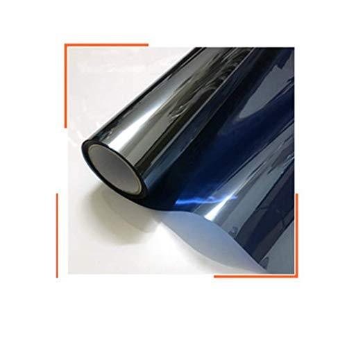 BAIF Fensterfolien isolationsfolie Fenster sonnenschutzglas Film Home solar Film einwegperspektive Balkon Schlafzimmer Sonnenschirm Blackout Aufkleber 5 * 200 cm (größe: 90 * 100 cm) -