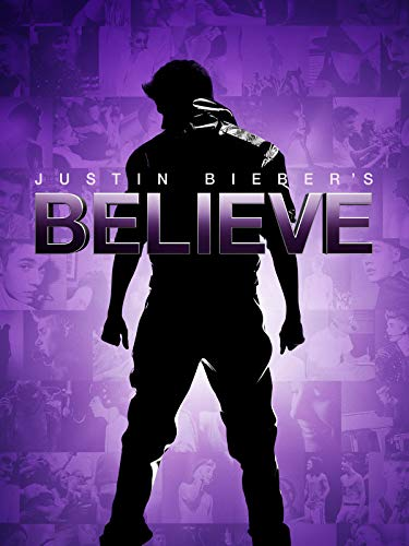 Justin Bieber's Believe Cover