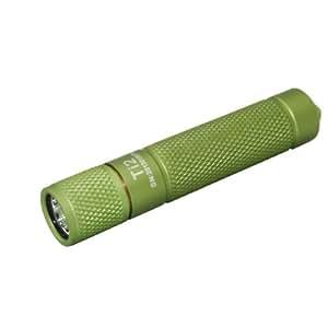 ThruNite Ti2 Taschenlampe, LED Schlüsselanhänger, Lichtleistung 3-81 Lumen (Grün)