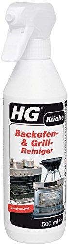 HG Backofen- & Grillreiniger, 500 ml