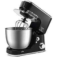 GY Batidora de Huevos Máquina eléctrica para Chef Máquina para amasar en casa Máquina para amasar