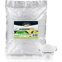 Ascorbinsäure 2kg fein Vitamin C 100% E 300 NON GMO