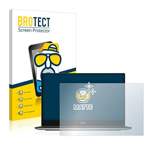 BROTECT Matt Bildschirmschutz Schutzfolie für Dell XPS 13 9360 (matt - entspiegelt, Kratzfest, schmutzabweisend)