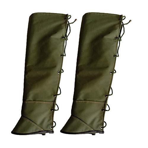 Wandern Gamaschen Bein Gamaschen, Outdoor wasserdichte Wärmegamaschen Doppelter Schutz Für Wandern Klettern Jagd Schnee Skischuh Gamaschen Legging Leg Cover Wraps