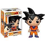 Funko - Figurine Dragon Ball Z - Son Goku Black Hair Pop - 0849803041298