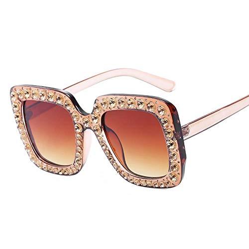 SENCILLO Damen Sonnenbrille Wayfarer Mirrored Metallrahmen 100% UV Schutz Driving Polarized Sunglasses (1)
