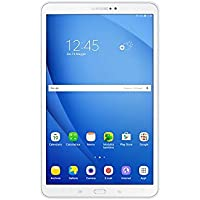 "Samsung Galaxy Tab A - Tablet libre Android (10.1"", 8 MP, 2GB RAM, 16 GB, 4G), color blanco"