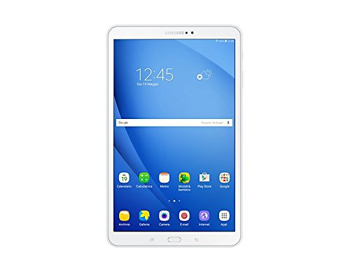 Samsung T585 Tablet Touchscreen 10,1 (16 GB, WiFi/4G, Android 5.0, LTE) weiß (Tablet-android-16 Gb)