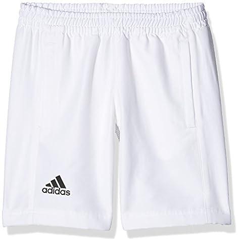 adidas Jungen Oberbekleidung T16 Climacool Shorts Y, weiß, 152, AJ8799