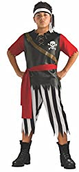 Rubies Halloween Concepts Childrens Costumes Pirate King - Small
