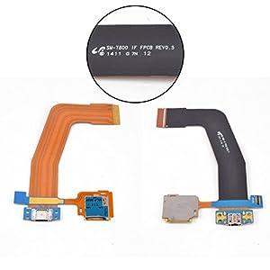 Ladebuchse für Samsung Galaxy Tab S SM T800 T801 T805 Flex Charging Connector Flexkabel