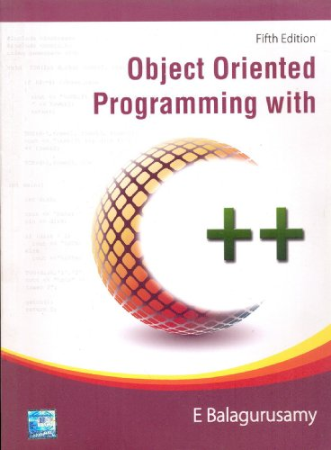 Balaguruswamy download ebook object oriented free c++ programming