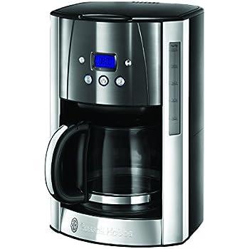 russell hobbs 12591 56 glas kaffeemaschine. Black Bedroom Furniture Sets. Home Design Ideas
