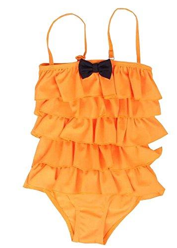 joli maillot de bain femme / Haute qualité maillot de bain, 2-3 ans / orange