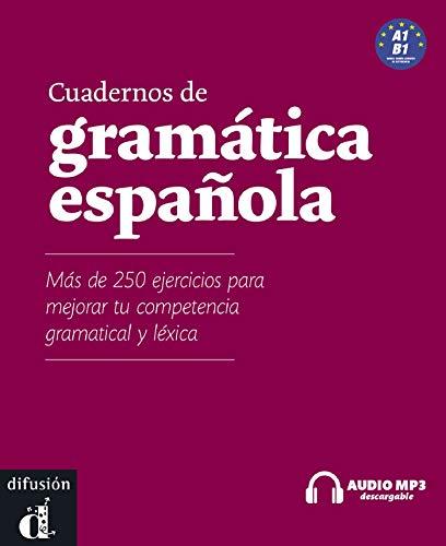 Cuadernos de gramática española A1-B1 (Ele - Texto Español)