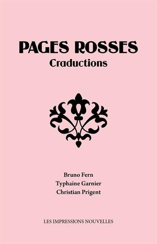 Pages rosses : craductions
