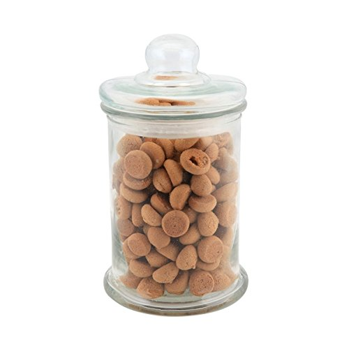 Genware nev-bsj-m Biscotti Jar, Medium, 1,3l