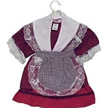 Welsh Lady Traditional Costume Set St Davids Day [9-11years] other sizes available in our store (disfraz)