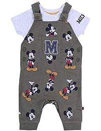 Conjunto Verde Mickey Mouse Disney