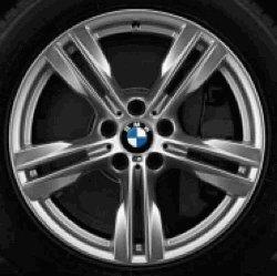BMW Genuine Alloy Wheel x5°F15M Double Spoke 467in 19Inch