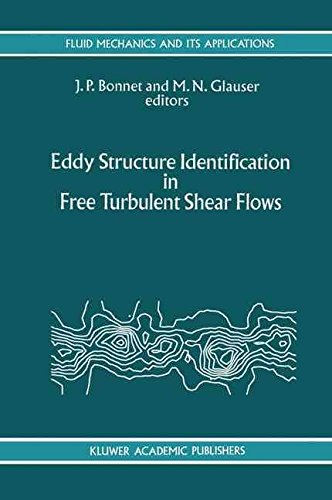[(Eddy Structure Identification in Free Turbulent Shear Flows : Selected Papers)] [Edited by J.P. Bonnet ] published on (October, 1993)