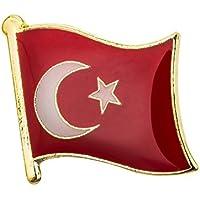 Turquía bandera de Turquía Metal Pin badge